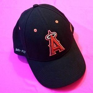 Unique Angel's baseball Hat.